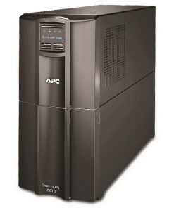 SMT2200IC-APC Smart UPS 2200VA LCD 1980W/USB/Smartslot/3Yr Wty With SmartConnect