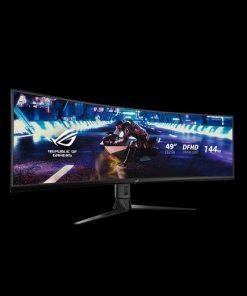 """XG49VQ-ASUS ROG Strix XG49VQ 49"""" Super Ultra-Wide HDR Gaming Monitor — 32:9 (3840 x 1080)"""