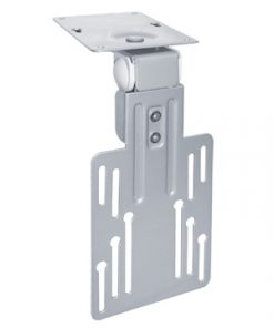 "LCD-CM-Brateck LCD Under Cabinet Mount Bracket Vesa 50/75/100mm up to 23"";For Flat Ceiling"