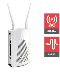 DAP903-Draytek Vigor AP903 802.11ac (AC 1200) Mesh AP 5Giga LANs (1PoE)