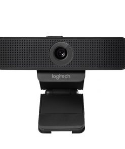 960-001075-Logitech C925e Pro Stream Full HD Webcam 30fps at 1080p Autofocus Light Correction 2 Stereo Microphones 78° FoV 3mths XSplit Premium License