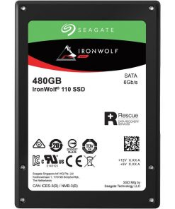 "ZA480NM10011-SEAGATE 2.5"" 480GB SATA IRONWOLF 110 SSD"
