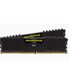 CMK32GX4M2D3000C16-Corsair Vengeance LPX 32GB (2x16GB) DDR4 3000MHz C16 Desktop Gaming Memory Black