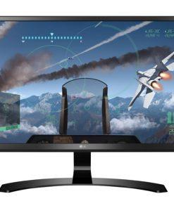 "24UD58-B.AAU-LG 24"" IPS 5ms 4K FreeSync Monitor - DP"