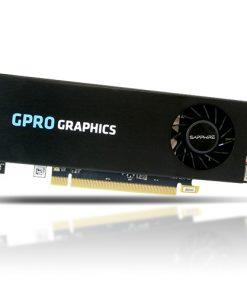32286-01-10G-SAPPHIRE GPRO 4300 4G GDDR5 PCI-E QUAD MINI DP (UEFI) BULK