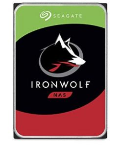 """ST1000VN002-Seagate 1TB IronWolf NAS 3.5"""" 5900RPM SATA3 6Gb/s 64MB HDD. 3 Years Warranty"""