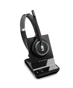 507009-Sennheiser SDW 5034 DECT Wireless Office headset with base station