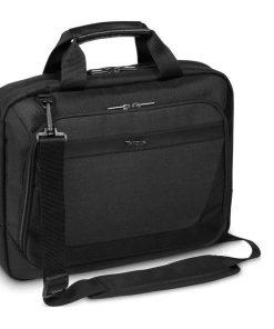 """TBT913AU-Targus 12-14"""" CitySmart Slimline Essential Multi-Fit Laptop Topload -Black"""