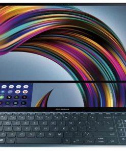"""UX581GV-H2001R-Asus ZenBook Pro Duo UX581GV 15.6"""" 4K TOUCH i9-9980HK 32GB 1TB SSD W10P64 RTX2060-6GB HDMI ScreenPad Plus (Dual Screen) 1YR WTY  (UX581GV-H2001R)"""
