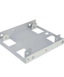 A118SL-HGST 2.5 to 3.5 inch Aluminium Hard Drive Mount Silver - HDDMT