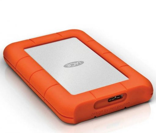 LAC9000298-LaCie Seagate 2TB Rugged Mini Portable USB 3.0