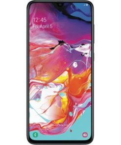 210041-Samsung Galaxy A70 128GB 4GX - Black
