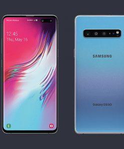 210043-Samsung Galaxy S10 256Gb Silver 5G