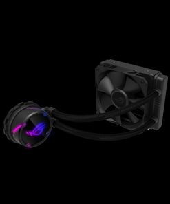 ROG STRIX LC 120-ASUS ROG Strix LC 120 All-in-one Liquid CPU Cooler. Aura Sync