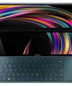 "UX481FL-BM021R-Asus ZenBook Duo UX481FL 14""FHD Touch  i7-10510U 16GB 1TB SSD W10P64 MX250 HDMI ScreenPad No FP WIFI BT 1.5Kg 1YR WTY Notebook"