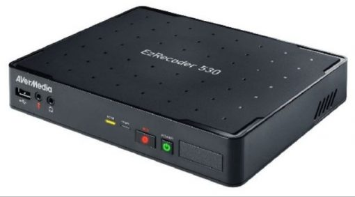61CR5300A0AB-Avermedia EzRecorder 530 Capture