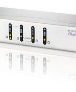 CS1744C-AT-Aten 4 Port USBDual-View KVMP / USB Hub & Audio - Cables Inc
