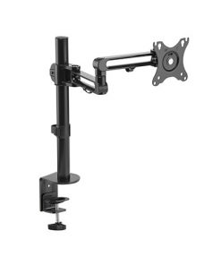 "LDT30-C012-Brateck Articulating Aluminum Single Monitor Arm 17""-32"" Support up to 8kg"