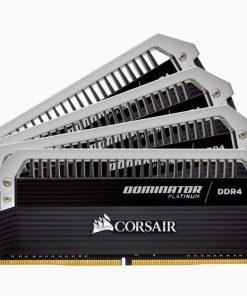 CMD32GX4M4C3000C15-Corsair Dominator Platinum 32GB (4x8GB) DDR4 3000MHz C15 Desktop Gaming Memory