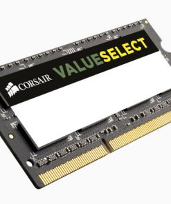 CMSO4GX3M1A1333C9-Corsair Value Select 4GB (1x4GB) DDR3 SODIMM 1333MHz 1.5V PC3-10600 204pin