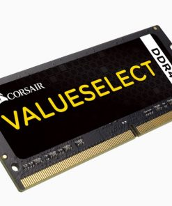 CMSO4GX4M1A2133C15-Corsair 4GB (1x4GB) DDR4 SODIMM 2133MHz Black 1.2V 15-15-15-36 260pin Notebook Memory