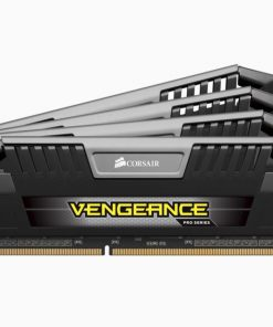 CMY32GX3M4A1600C9-Corsair Vengeance Pro 32GB (4x8GB) DDR3 1600MHz C9 Desktop Gaming Memory Black