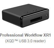 LRWXR1RBNA-Lexar WorkFlowXQD Module USB3.0 Work with HR1 and HR2 (LS)