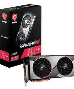 Radeon RX 5700 GAMING X-MSI AMD Radeon RX 5700 Gaming X 8G GDDR6 PCIe 4.0 Graphics Card 7680x4320 4xDisplays 3xDP HDMI 1750/1610 MHz TORX FAN3.0 auto-tuning