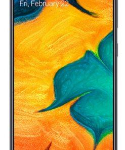 210128-Samsung Galaxy A30 4GX - Black