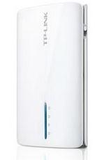 TL-MR3040-LS-TP-Link TL-MR3040 Portable Battery Powered 3G/4G Wireless N Router 2.4GHz (150Mbps) 802.11bgn 1x100Mbps WAN/LAN 1xUSB 2000mAh Internal Antennas (LS)