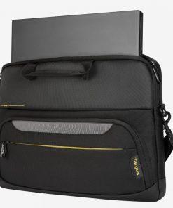 "TSS867GL-Targus 15.6"" CityGear III SlimLit Laptop Case - Black"