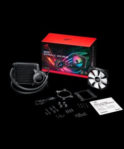 ROG STRIX LC 120 RGB-ASUS ROG Strix LC 120 RGB All-in-one Liquid CPU Cooler