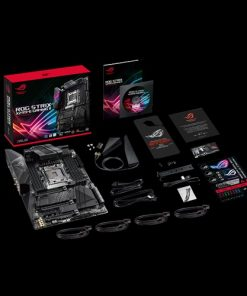 ROG STRIX X299-E GAMING II-ASUS ROG STRIX X299-E GAMING II ATX Motherboard LGA 2066 for Intel Core X-Series Processors