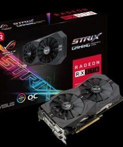 ROG Strix RX570-O4G-Asus AMD Radeon ROG Strix RX570-O4G DDR5 PCIe Video Card 5120x2880 2xDVI 1xHDMI 1xDP 1310/1300MHz