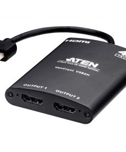 VS82H-AT-Aten 2 Port True 4K Compact Splitter