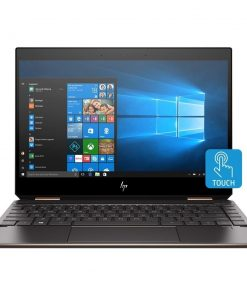 """6JM73PA-HP Spectre X360 I7-8565U 13.3"""" IPS FHD TOUCH 16GB 1TB SSD W10P64 Surview Webcam 4G LTE WL-AC BT 20hrs 1.32kg 1YR WTY Notebook + Pen (6JM73PA)"""