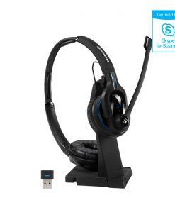 506046-Sennheiser MB Pro 2  Bluetooth 4.0 headsetwith USB stand