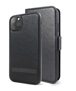 DKF2i1MFi11-B-2-in-1 Magnetic Folio Case IPhone 11