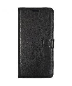 LBCSGS10-B-Samsung Galaxy S10 Book Case Black  - CMI