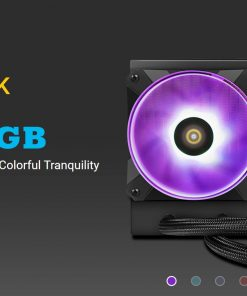 K120RGB-Antec Kuhler K120 RGB All in One CPU Liquid Cooler