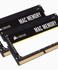 CMSA32GX4M2A2666C18-Corsair 32GB (2x16GB) DDR4 SODIMM 2666MHz 1.2V Memory for Mac Memory RAM