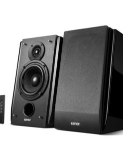 R1850DB-BW-Edifier R1850DB Active 2.0 Bookshelf Speakers - Includes Bluetooth
