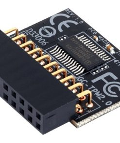 GC-TPM2.0-Gigabyte GC-TPM2.0 Trusted Platform Module (TPM) for Gigabyte 200-series