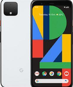 210200-Google Pixel 4 128Gb 4GX White