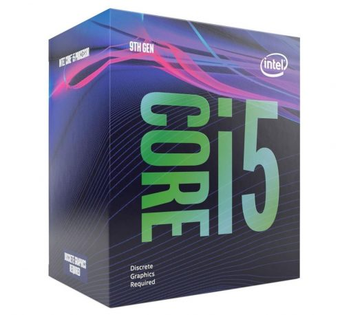 BX80684I59500F-Intel Core i5-9500F 3.0Ghz s1151 Coffee Lake 9th Generation Boxed 3 Years Warranty