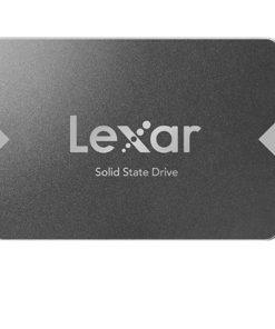 "LNS100-1TRBNA-Lexar NS100 1TB  2.5"" SATA SSD - 550/450MB/s Read Shock/Vibration Resistant DASH Software 3yr Warr."