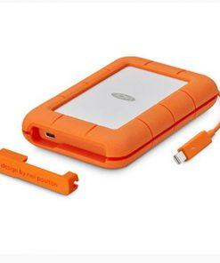 STFS4000800-LaCie Seagate 4TB Rugged Thunderbolt Portable USB 3.1