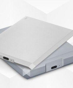 "STHG2000400-Seagate LaCie 2TB 2.5"" USB 3 to USB-C Diamond Cut External HDD. STHG2000400. 2 Years Warranty"