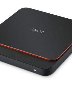 STHK500800-LaCie Seagate  500GB USB3.1 USB-C External Portable SSD
