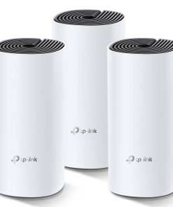 Deco M4(3-pack)-TP-Link Deco M4(3-pack) AC1200 Deco Whole Home Mesh WiFi System